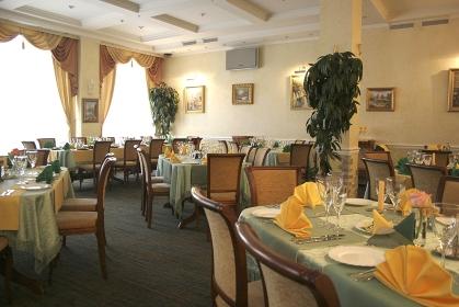 ハバロフスクのレストラン