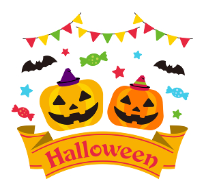 ハロウィーン・ハロウィン かぼちゃ・カボチャ イベントイラスト