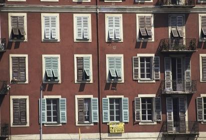 ニースのアパート