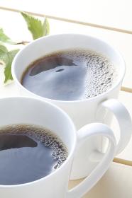 ホットコーヒ