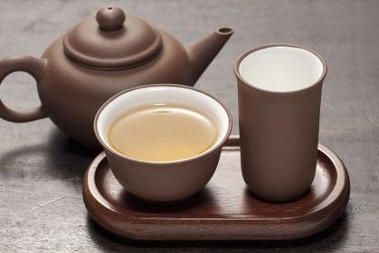 ウ−ロン茶と中国茶器