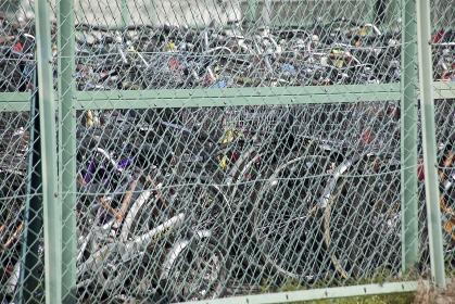 撤去した自転車の保管場所