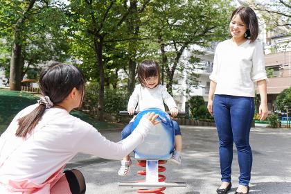 幼稚園に行く子供
