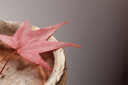 もみじの葉の和風イメージ