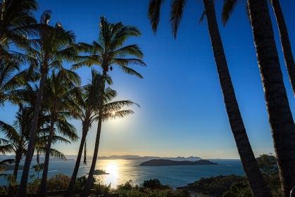 オーストラリア・ハミルトン島の風景
