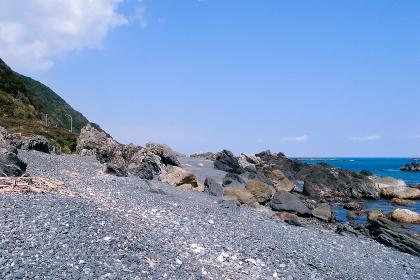 海岸と入江と海
