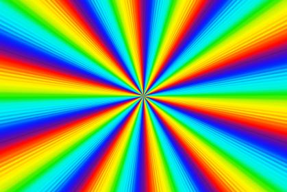 放射パターン1532