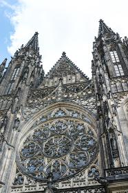 プラハ・聖ヴィート大聖堂