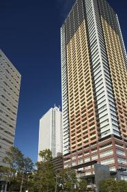 東池袋の高層マンションとサンシャイン60