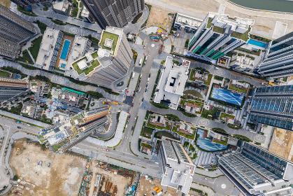 Kai Tak, Hong Kong 16 March 2019: Hong Kong city