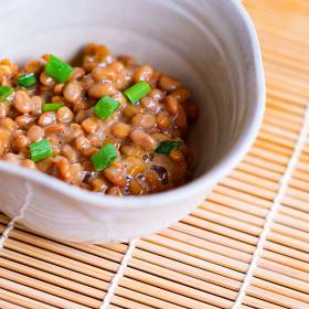 納豆 発酵食品 ヘルシーフード 【 和食 イメージ 】