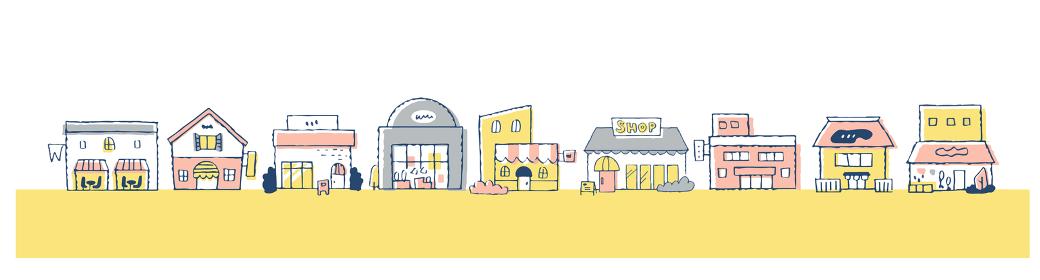 街並み 商店街