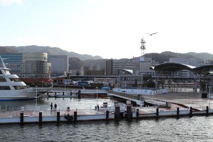 Hamaotsu Harbor Cruise;2012 Kyoto Marathon;Kyoto;Japan