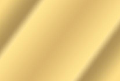 金色のグラデーションの波打つ背景イラスト