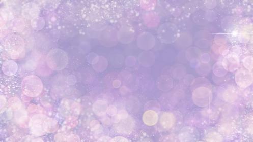 薄紫のキラキラした背景用イラスト