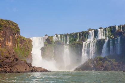 Iguazu falls view, Argentina