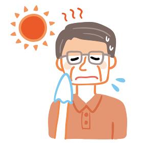 熱中症 おじいちゃん 脱水症状