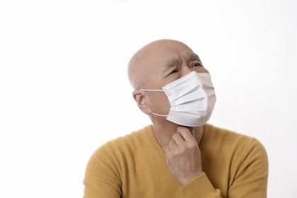 感染症で苦しむ日本人シニア