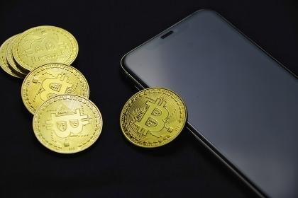 ビットコイン投資のイメージ