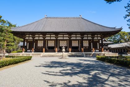 唐招提寺 (奈良県奈良市 2021/03/04撮影)