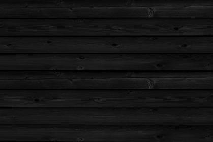黒い木目の横組みの背景 8段 5298