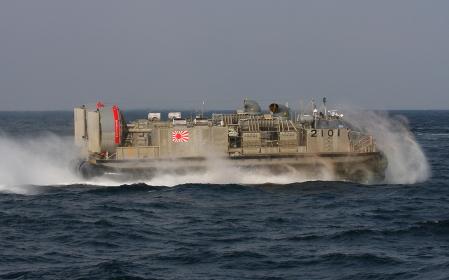 海上自衛隊のLCAC