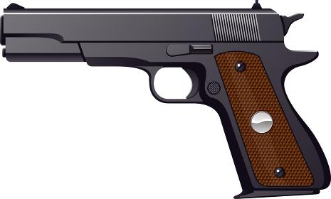 拳銃 ピストル 鉄砲