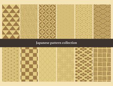 和柄パターン集 1