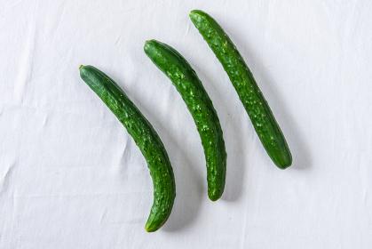 新線夏野菜 キュウリ