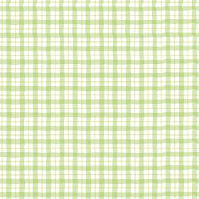 緑色の格子柄パターン