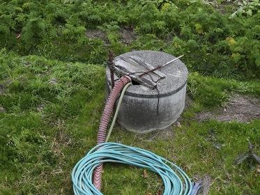 畑の野井戸