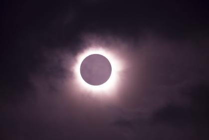 2012年オーストラリアの皆既日食
