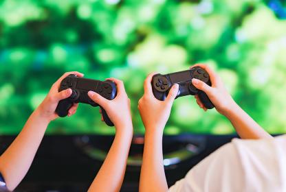 ゲーム 対戦 兄弟 姉妹 家族 eスポーツ