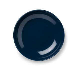 ネイビーのお皿