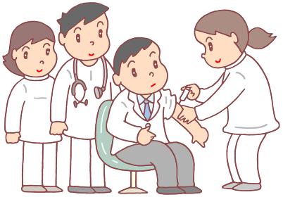 医療従事者へのワクチン接種