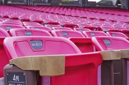 野球場 観客席