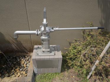 防災用の井戸