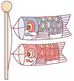 鯉のぼり・端午の節句
