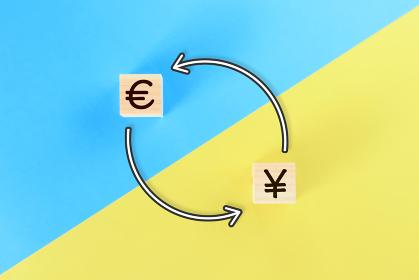 両替イメージ 6 ユーロ円
