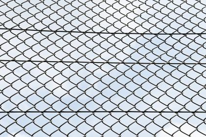 フェンスの柵