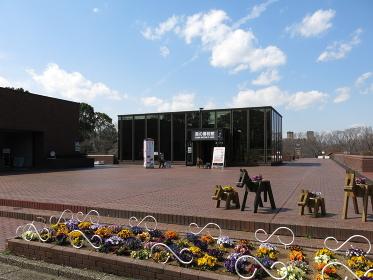 根岸競馬記念公苑にある馬の博物館
