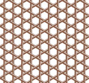 竹 パターン