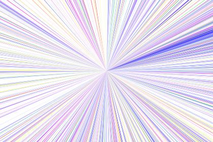 放射パターン1047