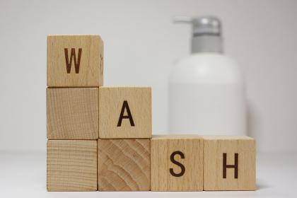手洗いのイメージ素材