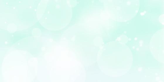 抽象的な丸いボケ、ぼかしの背景(淡い緑)