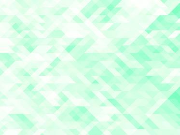 アブストラクト ポリゴンB グリーン 01