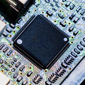 半導体 LSI メモリ 産業のコメ 【 安全保障 外交 問題 となっている 半導体 の イメージ 】