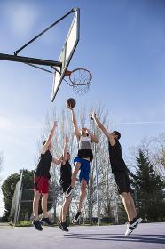 Javier_Bonet_Basket; Juan_Vigon_Basket; Miguel_Basket; Santiago_Basket