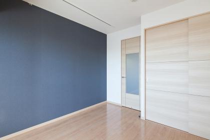 まだ家具が何も置かれていない空の部屋