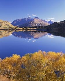 ニュージーランド ヘイズ湖